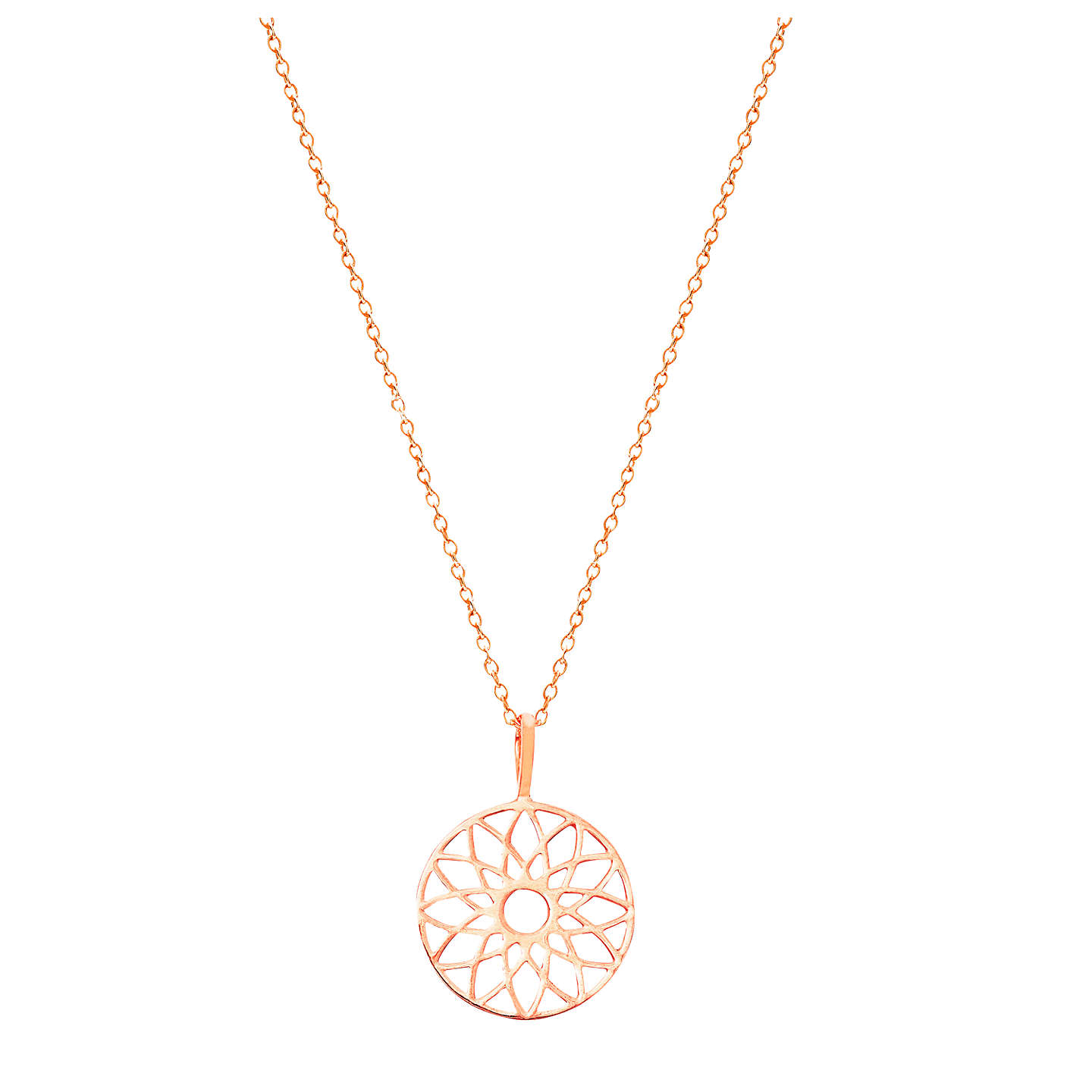 chlobo catcher necklaces gold jewellery image dream necklace rose