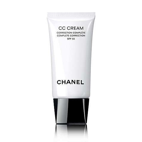 Buy CHANEL CC CREAM Complete Correction SPF 50 Online at johnlewis.com