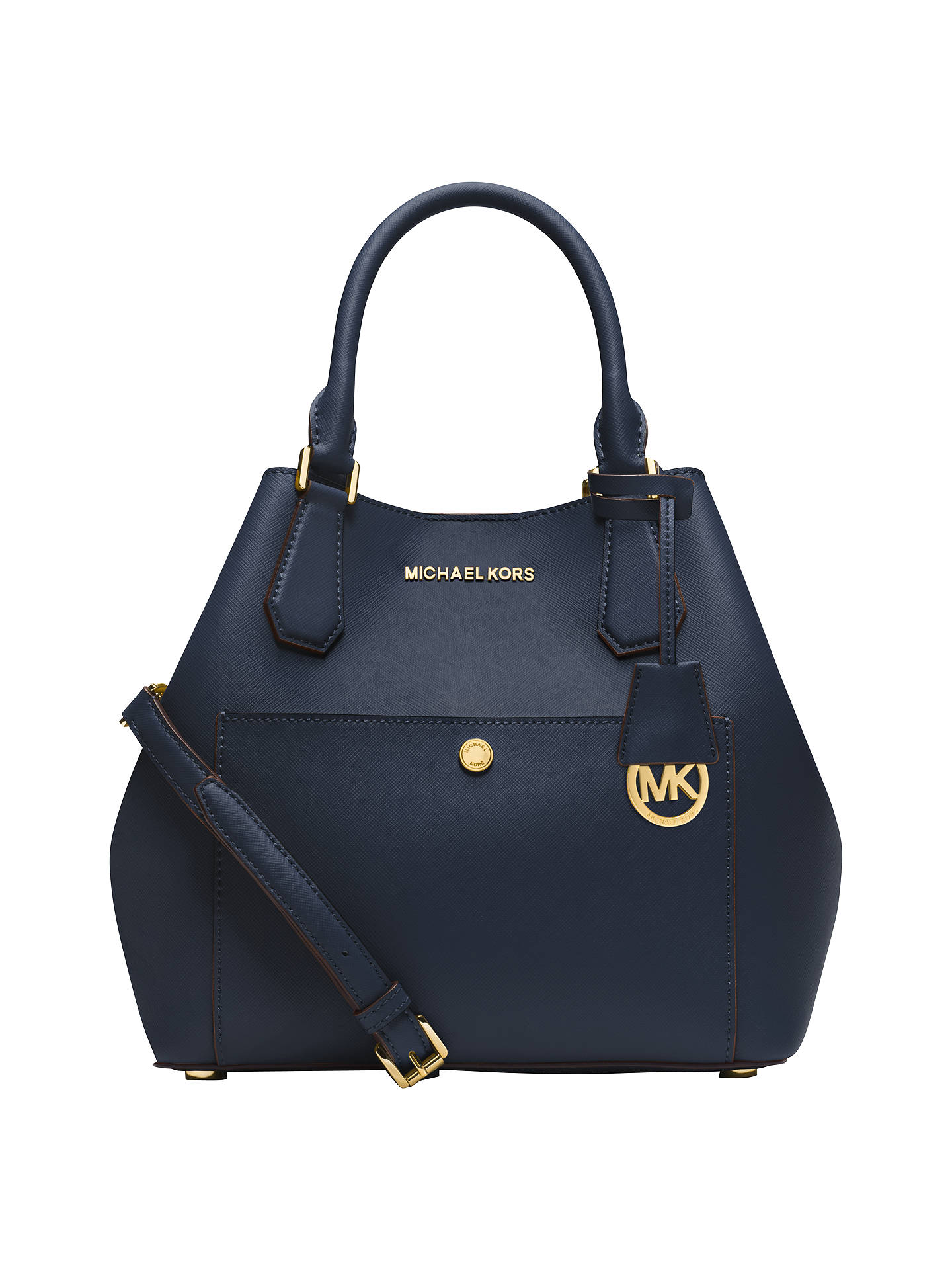 Michael Kors Greenwich Large Leather