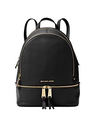 849bab3831 MICHAEL Michael Kors Rhea Leather Backpack