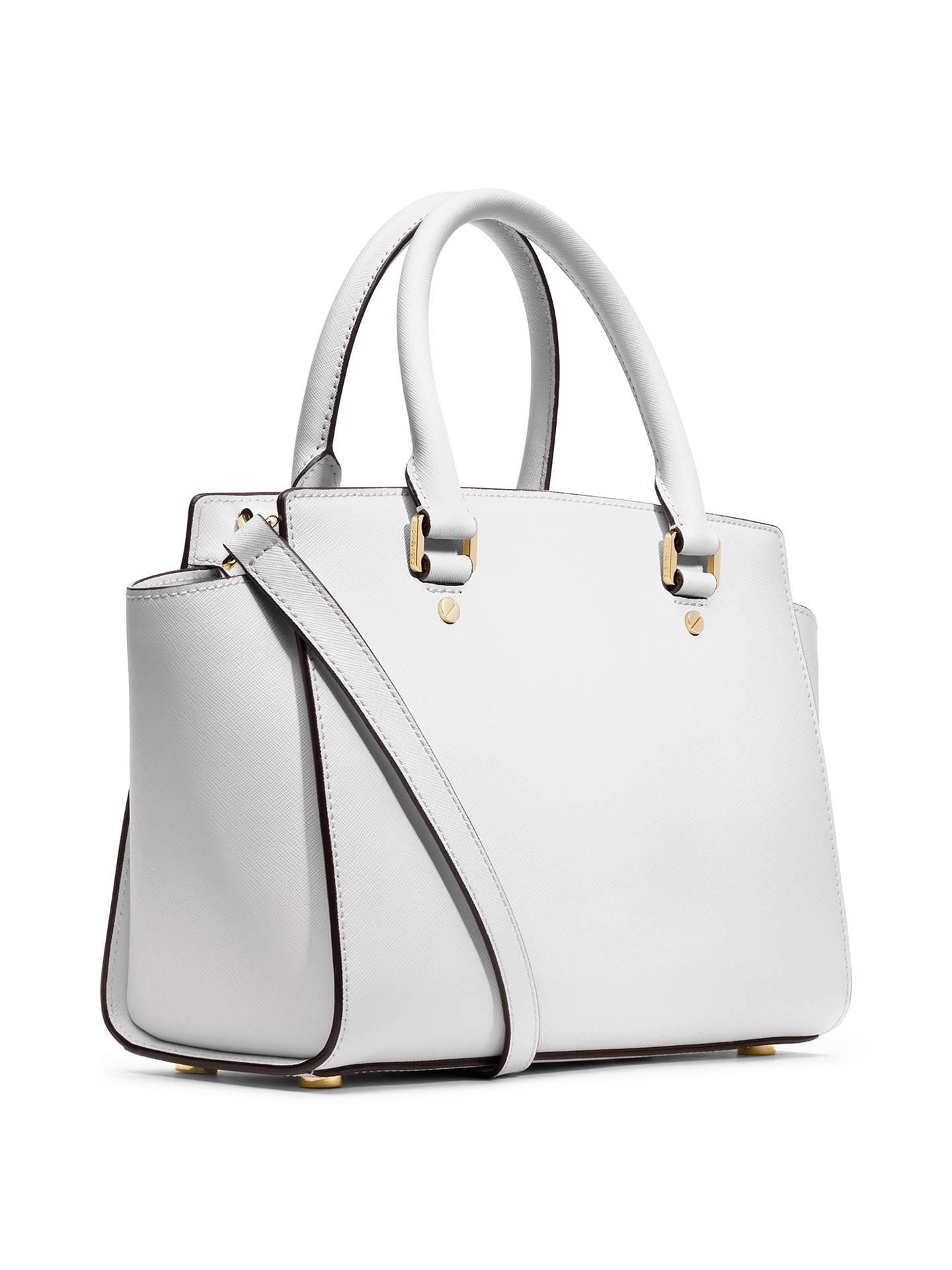 41deee237a007 Buy MICHAEL Michael Kors Selma Saffiano Medium Leather Satchel