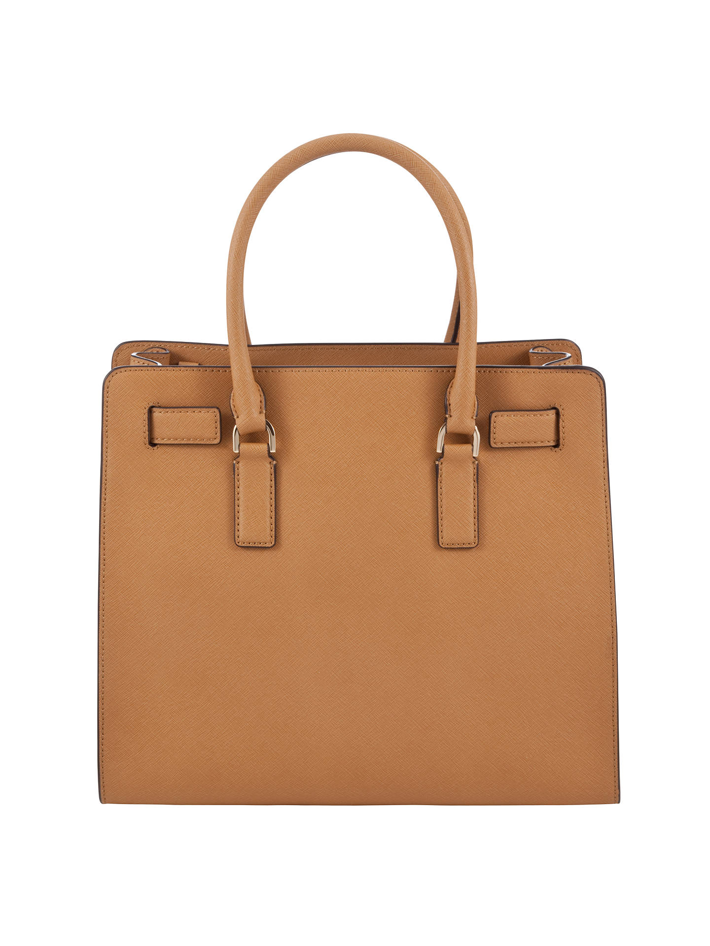 1b919ec7082f Buy MICHAEL Michael Kors Dillon Large Saffiano Leather Tote Bag, Peanut  Online at johnlewis.