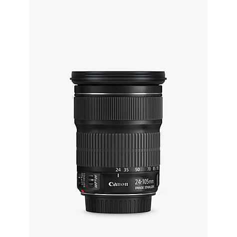 Buy Canon EF 24-105mm f/3.5-5.6 IS STM Lens Online at johnlewis.com
