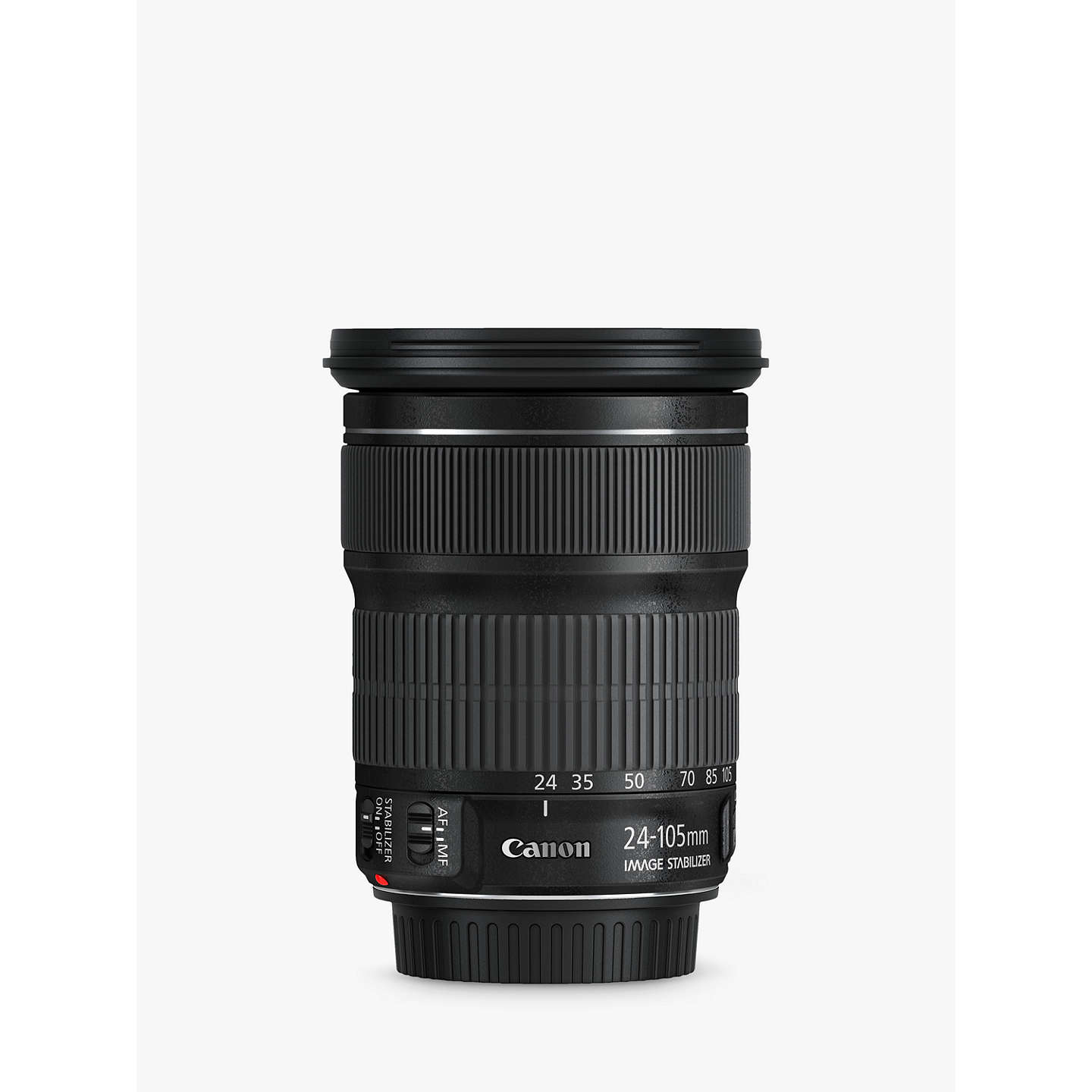 BuyCanon EF 24-105mm f/3.5-5.6 IS STM Lens Online at johnlewis.com