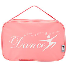 Buy Tappers and Pointers School Shoulder Bag, Pink Online at johnlewis.com