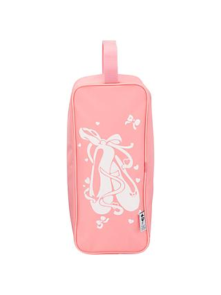 Tappers and Pointers Ballet Shoe Bag, Pink