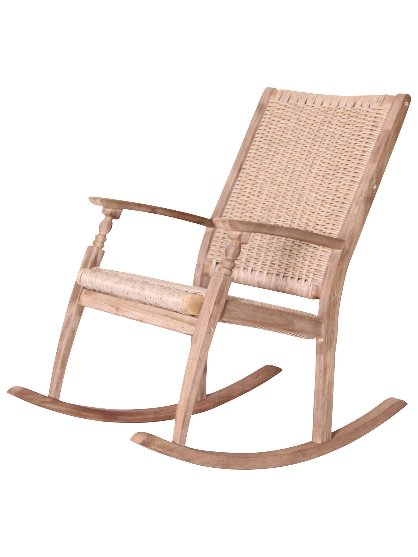 buy chairs online lg outdoor wood amp weave rocking chair fsc certified 11807 | 234218381?$rsp pdp port 1440$