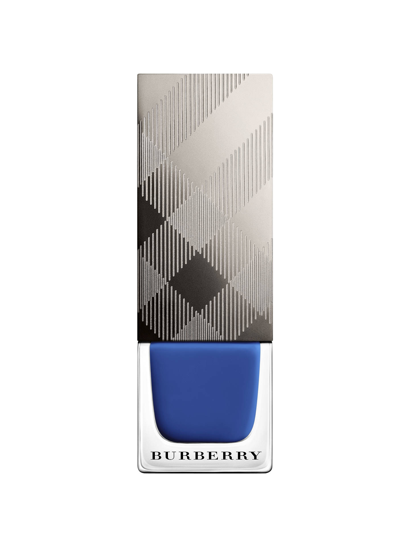 Buy Burberry Beauty Nail Polish - S/S15 Runway Collection, 429 Imperial Blue Online at johnlewis.com