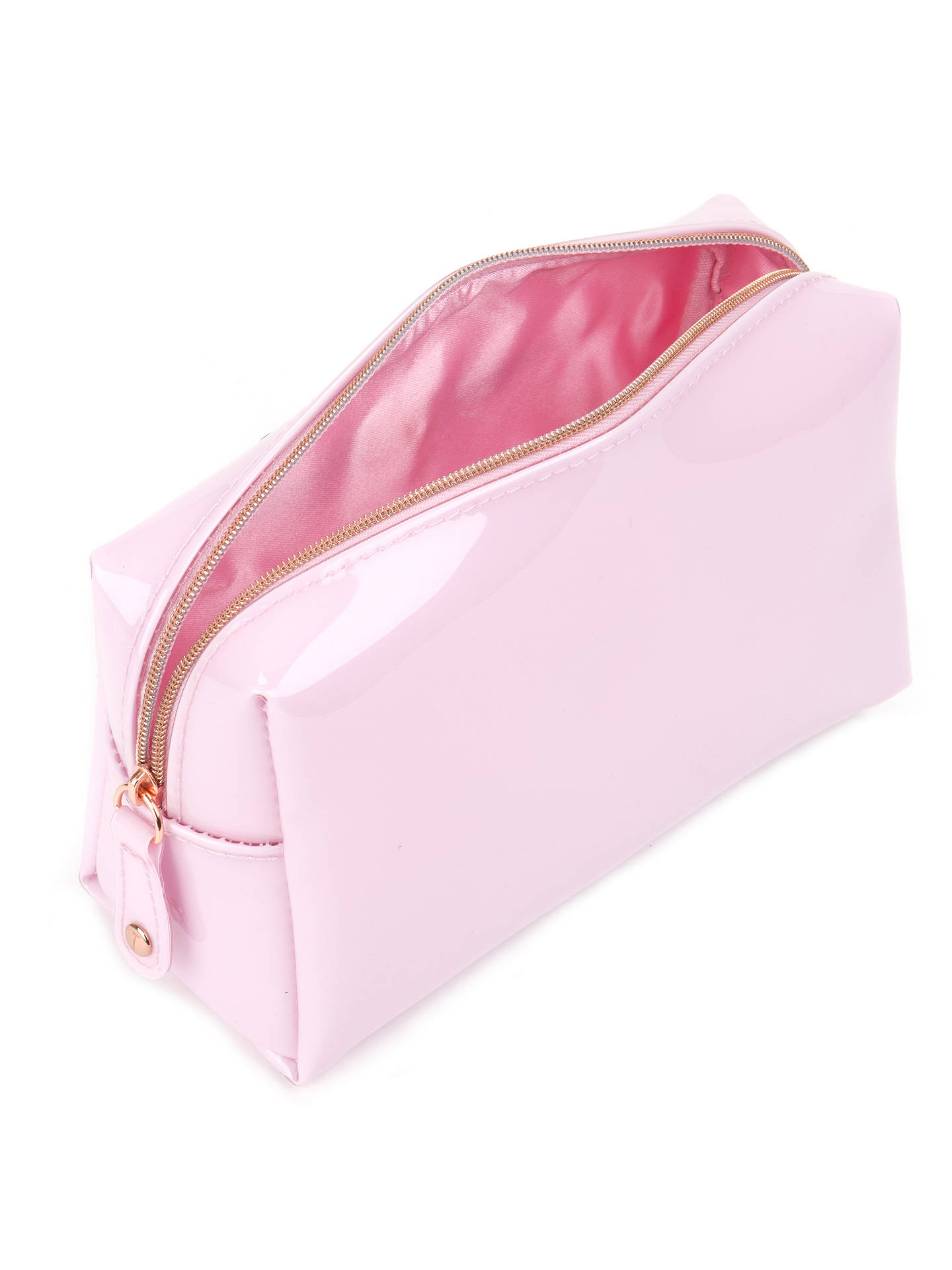 ted baker slim bow wash bag