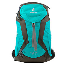 Buy Deuter AC Lite 14 Backpack, Mint Online at johnlewis.com