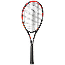 Buy Head Attitude Tour Adult Tennis Racket, Orange Online at johnlewis.com