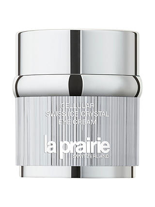 Buy La Prairie Cellular Swiss Ice Crystal Eye Cream, 20ml Online at johnlewis.com