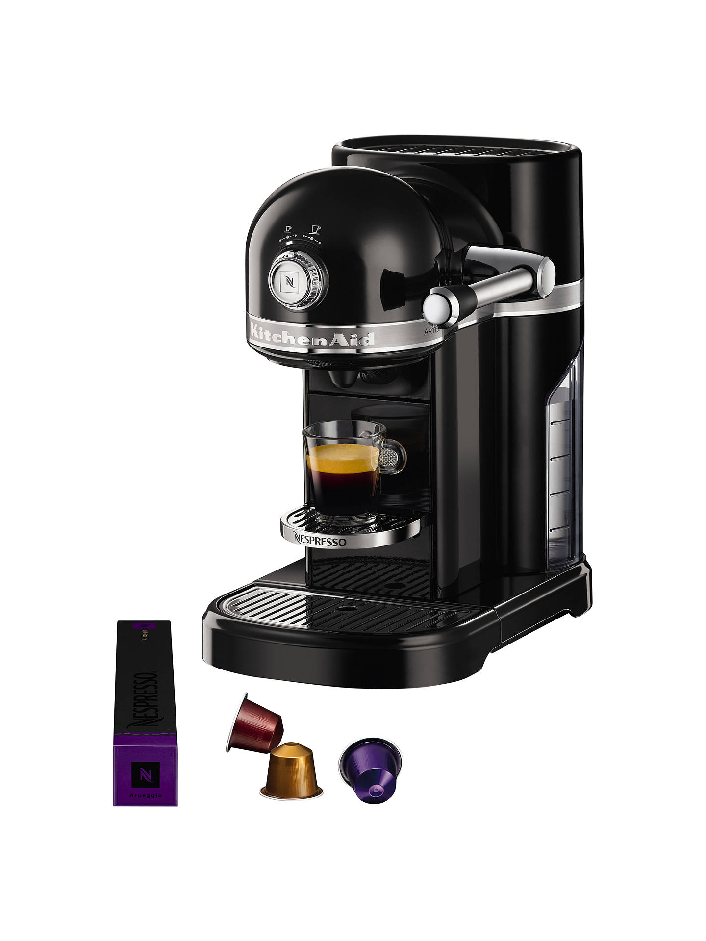 Nespresso Artisan Coffee Machine By Kitchenaid At John