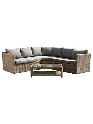 Royalcraft Wentworth Garden Lounge Set with Coffee Table