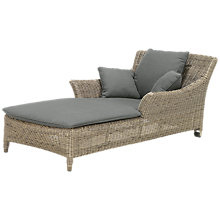 Buy 4 Seasons Outdoor Valentine Sunlounger Online at johnlewis.com