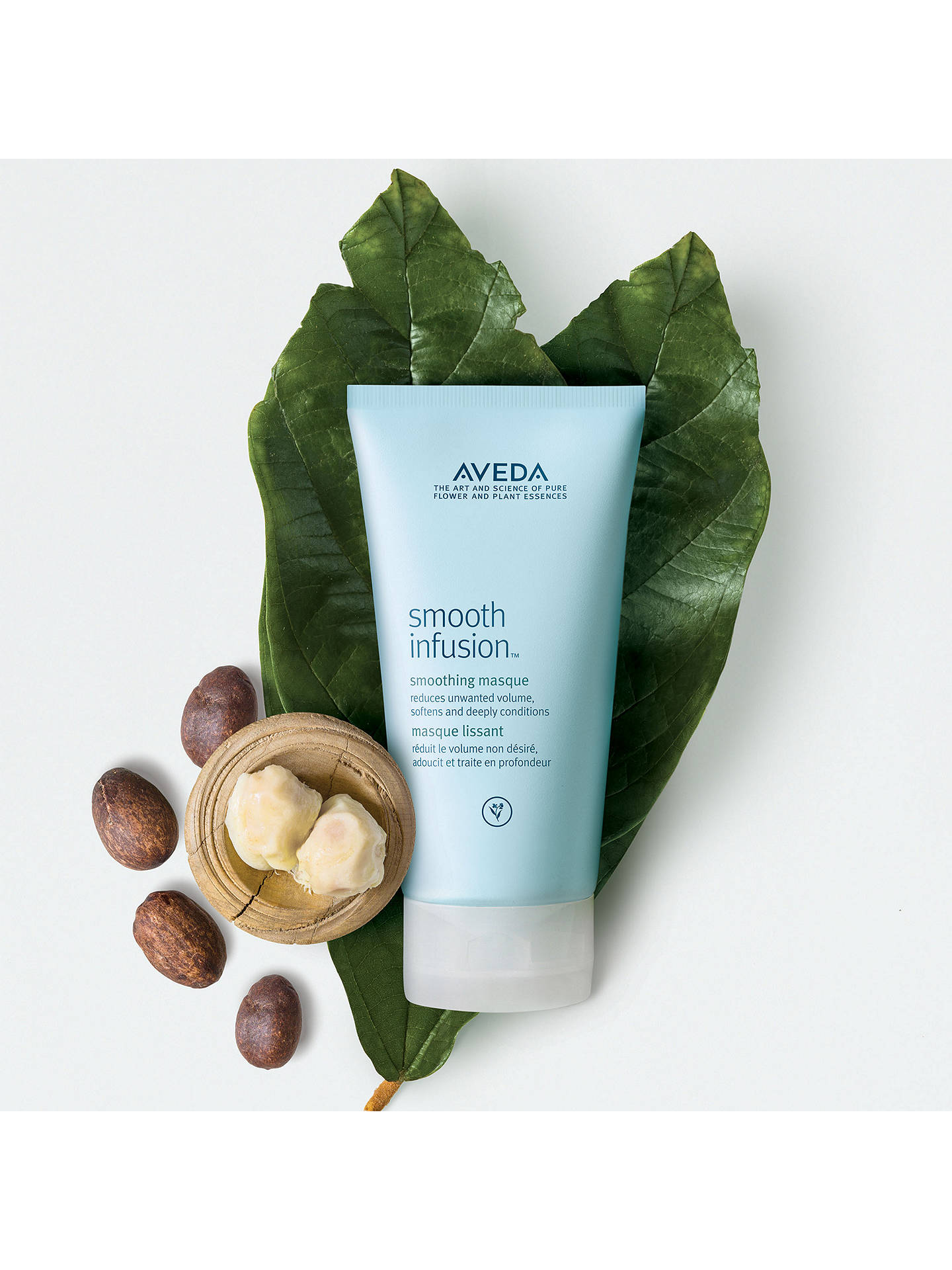 Buy Aveda Smooth Infusion™ Masque, 150ml Online at johnlewis.com