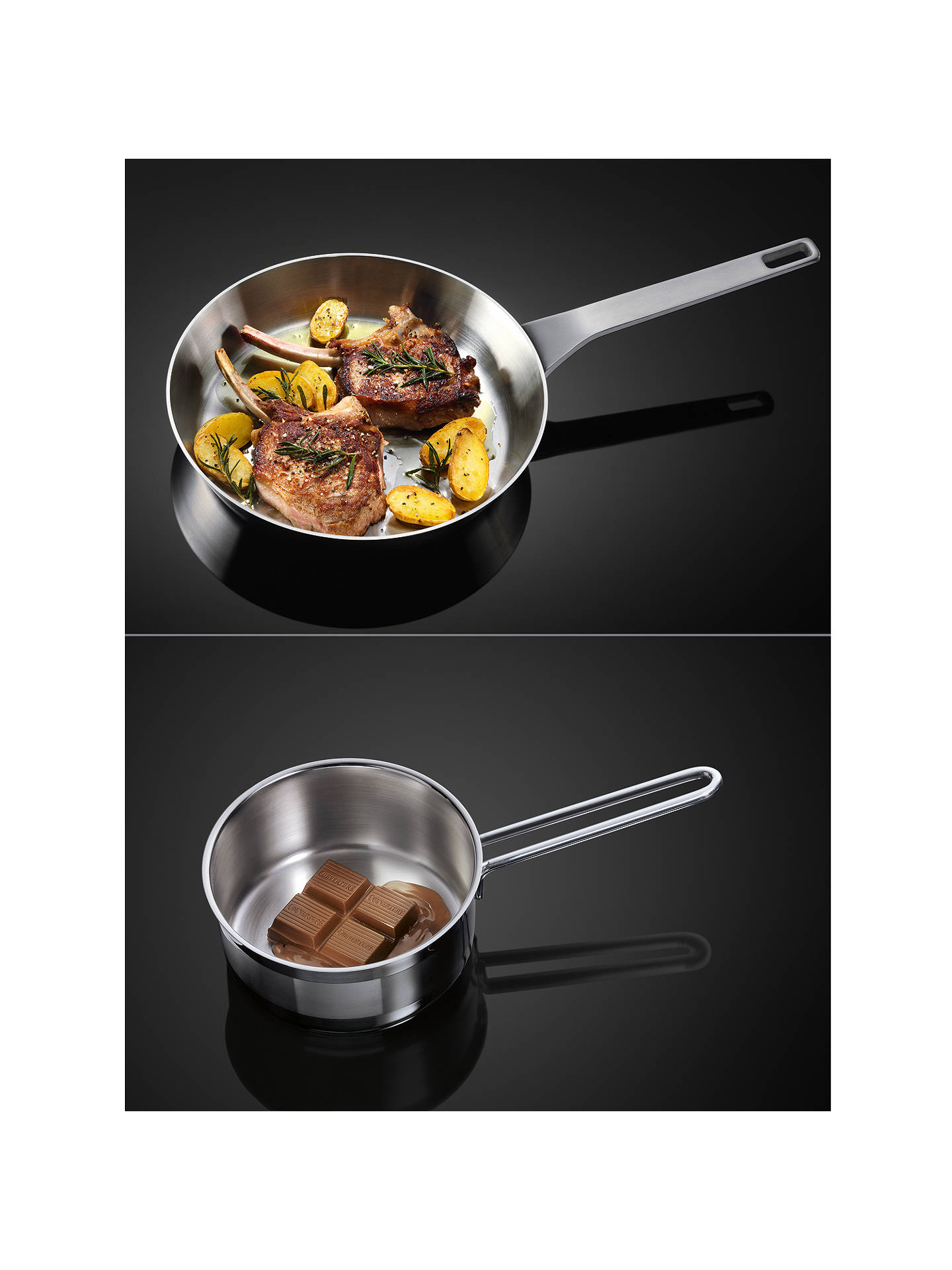 BuyAEG HK604200IB Electric Touch Control Induction Hob, Black Online at johnlewis.com