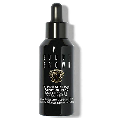 Buy Bobbi Brown Intensive Skin Serum Foundation SPF 40 Online at johnlewis.com