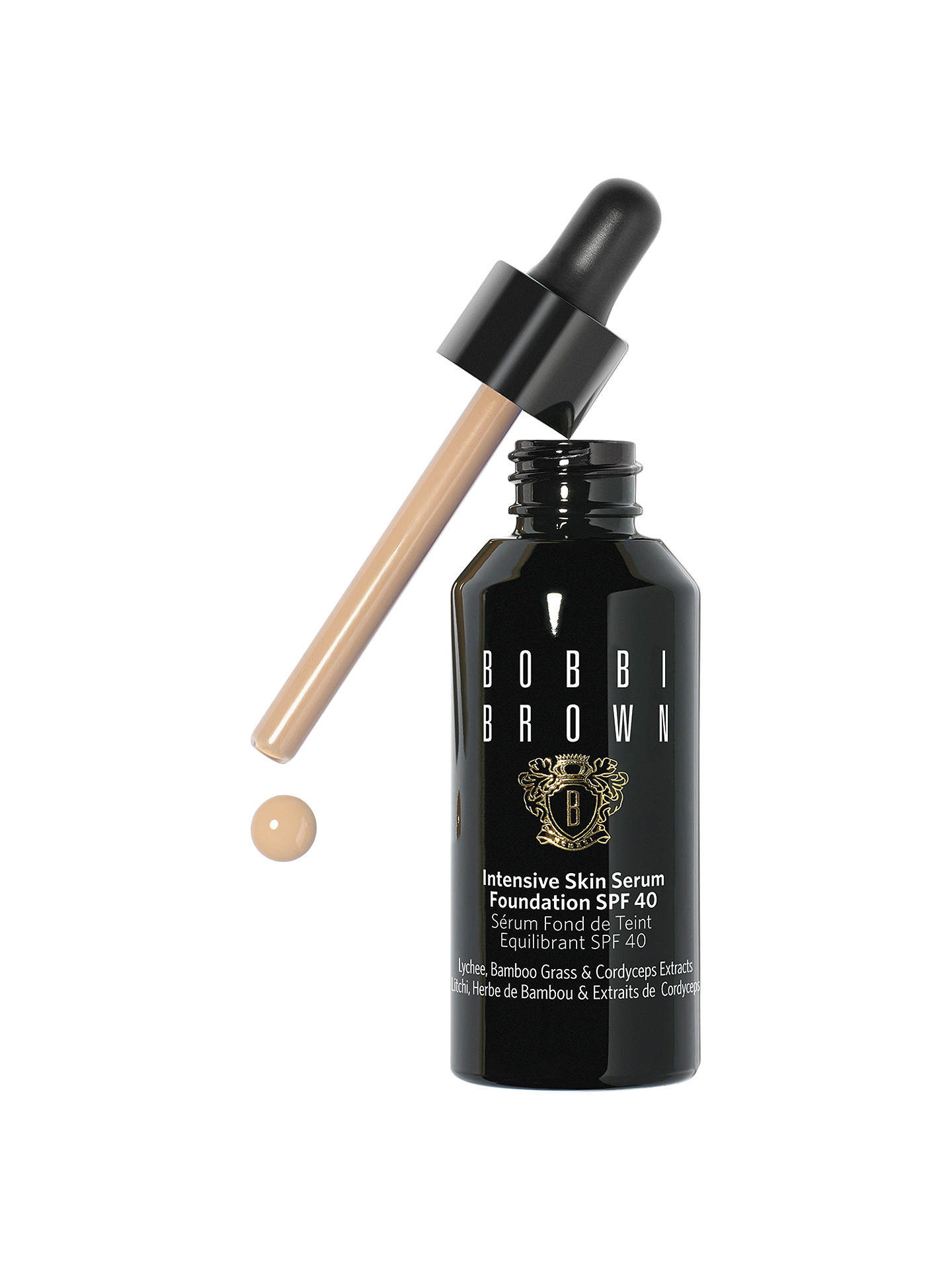 Buy Bobbi Brown Intensive Skin Serum Foundation SPF 40, Espresso Online at johnlewis.com