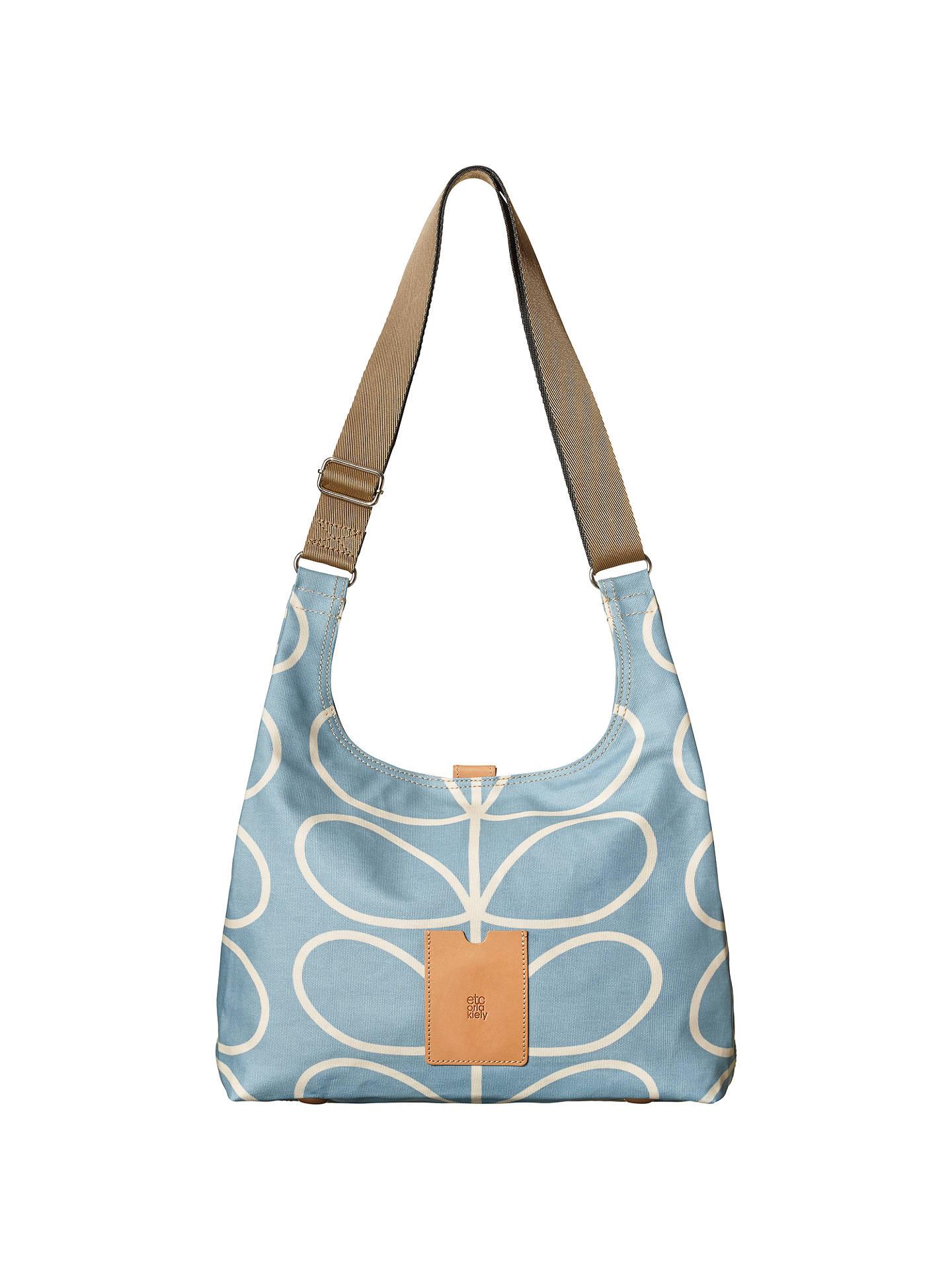 f55eaba23857 BuyOrla Kiely Etc Giant Linear Stem Midi Shoulder Bag