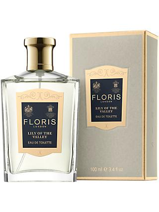 Floris Lily of the Valley Eau de Toilette, 100ml