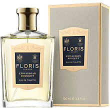 Buy Floris Edwardian Bouquet Eau de Toilette, 100ml Online at johnlewis.com