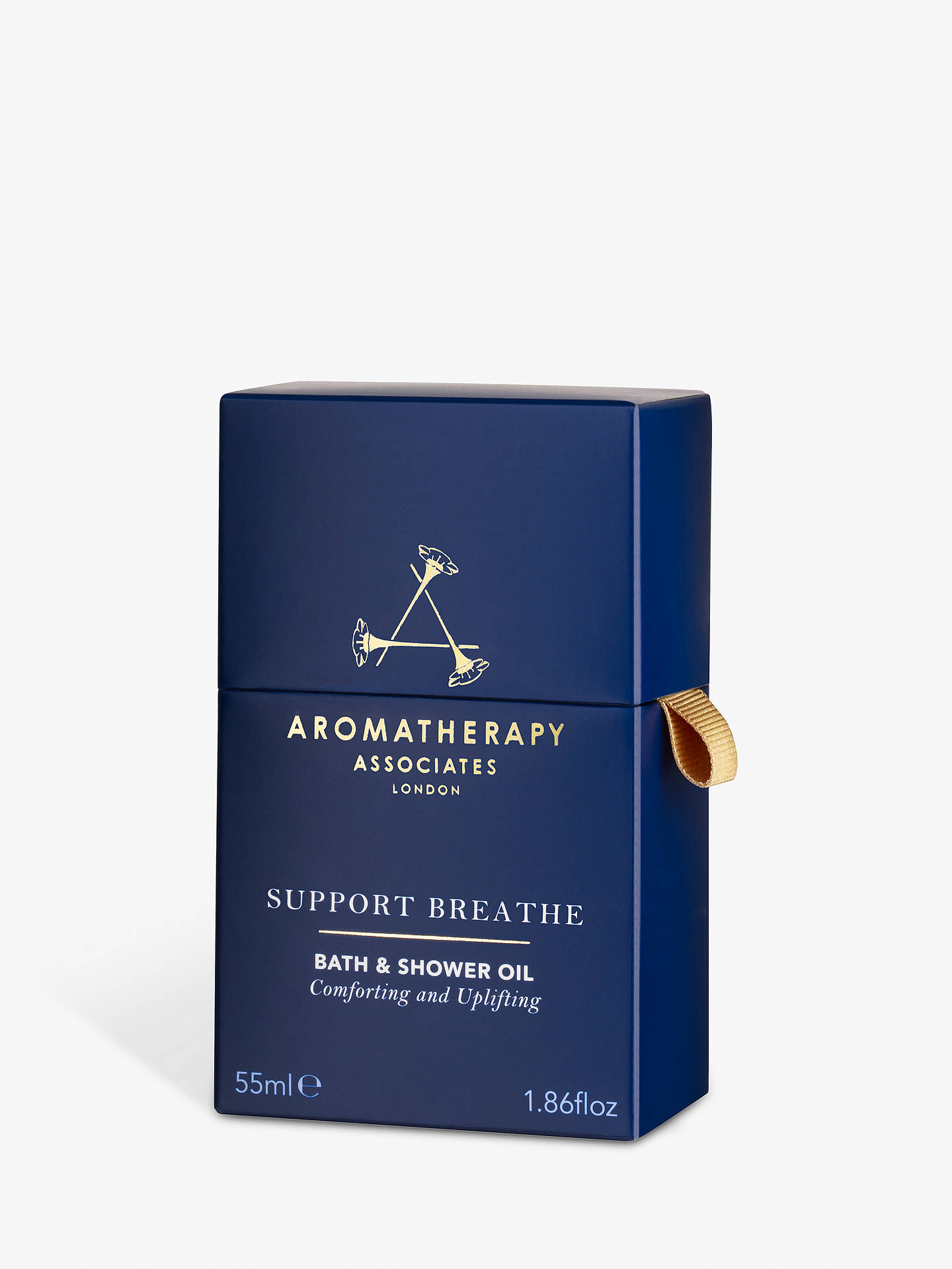 BuyAromatherapy Associates Support Breathe Bath and Shower Oil, 55ml Online at johnlewis.com