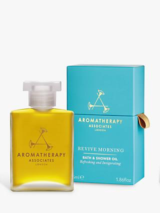 Aromatherapy Associates Revive Morning Bath and Shower Oil, 55ml