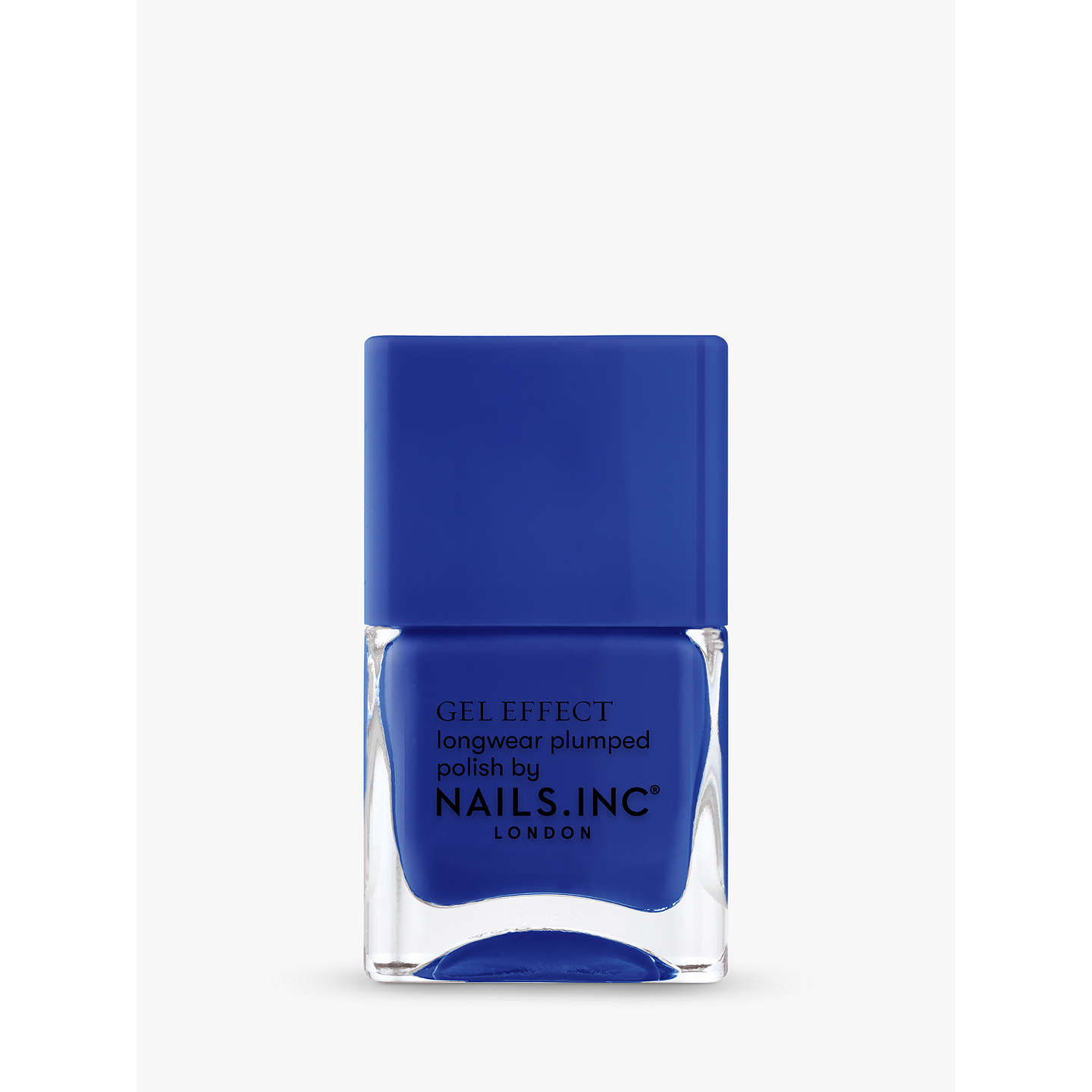 Nails Inc Gel Effect Nail Polish, 14ml at John Lewis