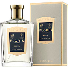 Buy Floris Fleur Eau de Toilette, 100ml Online at johnlewis.com