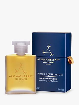 Aromatherapy Associates Support Equilibrium Bath and Shower Oil, 55ml