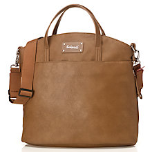 Buy Babymel Grace Changing Bag, Tan Online at johnlewis.com