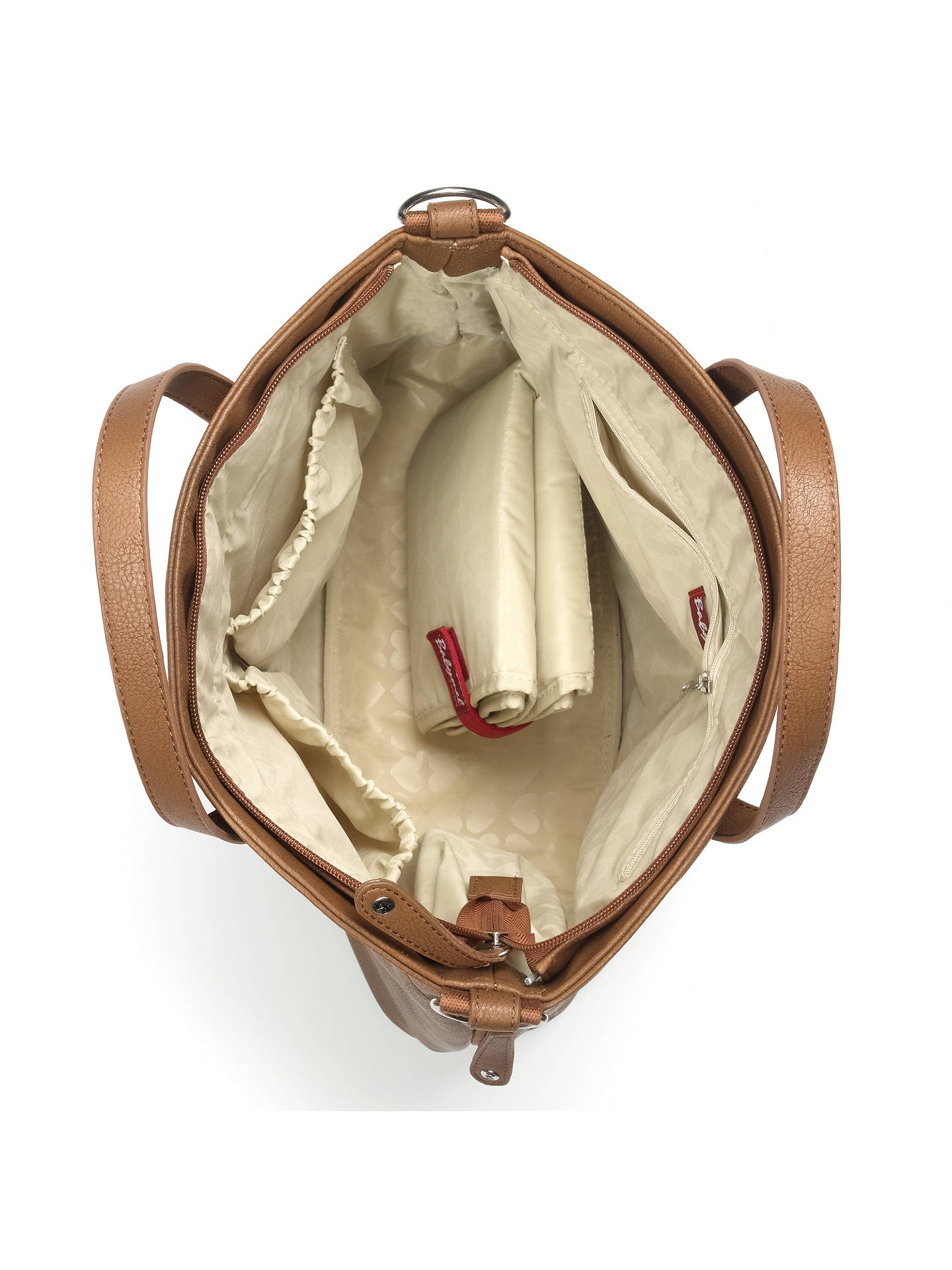 BuyBabymel Grace Changing Bag, Tan Online at johnlewis.com