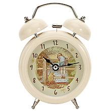 Buy Winnie The Pooh Children's Alarm Clock Online at johnlewis.com