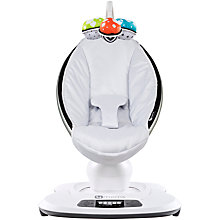 Buy 4Moms mamaRoo Baby Rocker, Grey Online at johnlewis.com