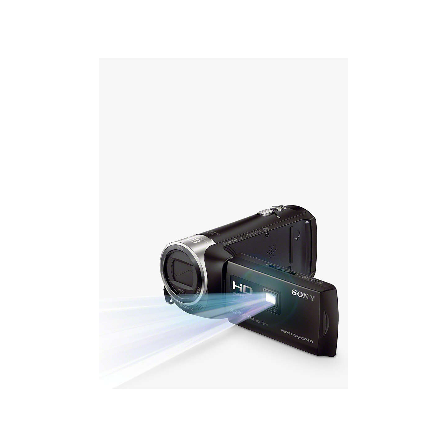 Sony Hd Handycam With Built In Projector Hdr Pj675 Full Camcorder Pal Pj410 1080p 2