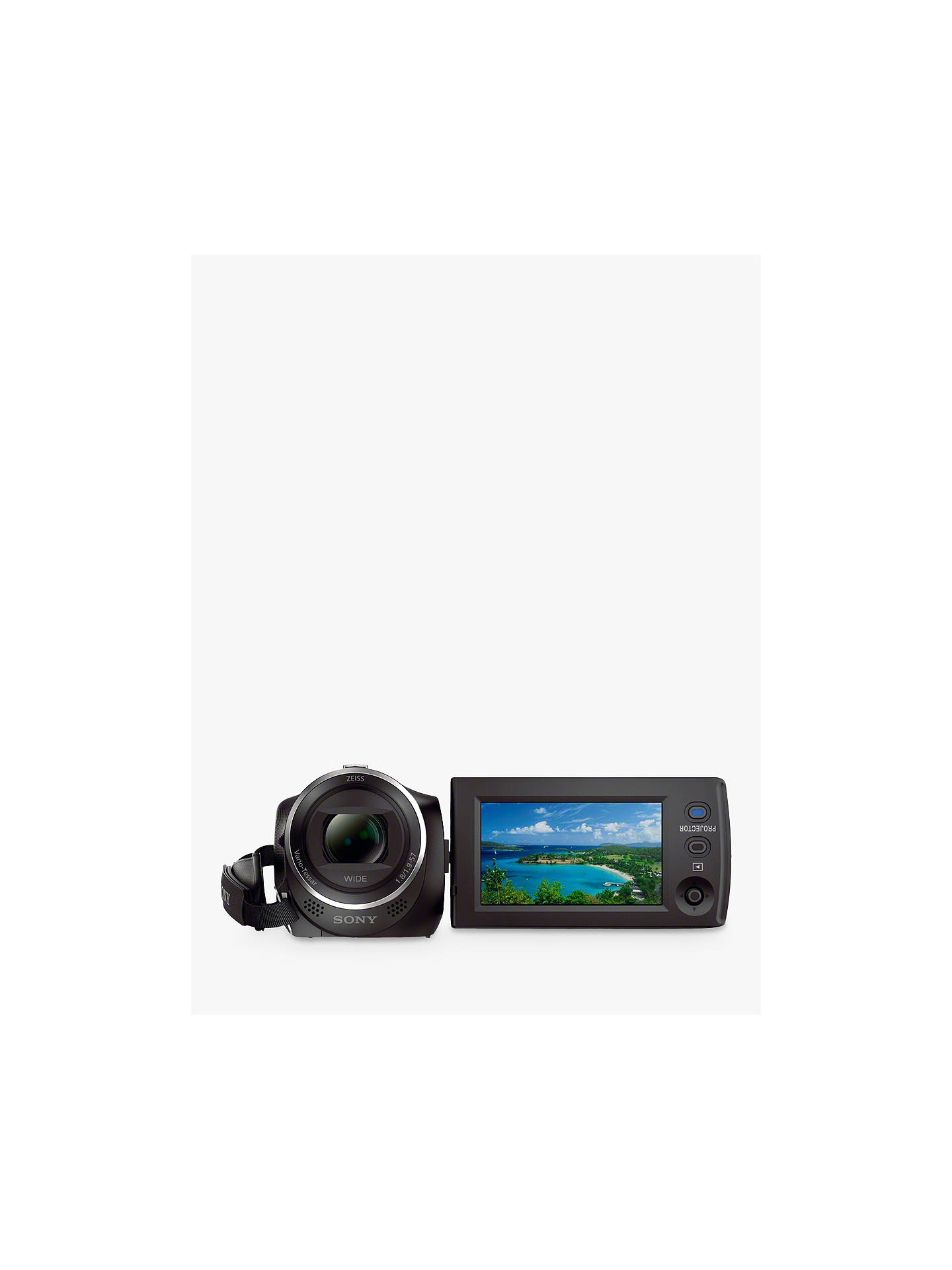 Sony Hdr Pj410 Full Hd Camcorder Review Ausreise Info Pj675 Handycam Built In Projector Pal Buysony With 1080p 229 Video Recording