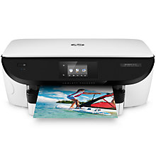 Buy HP Envy 5646 All-in-One Wireless Printer + 2 Months HP Instant Ink Pick-a-Plan Online at johnlewis.com