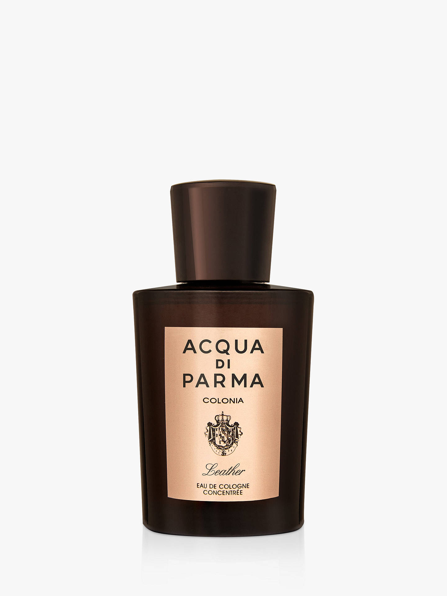 BuyAcqua di Parma Colonia Leather Eau de Cologne Concentrée, 100ml Online at johnlewis.com
