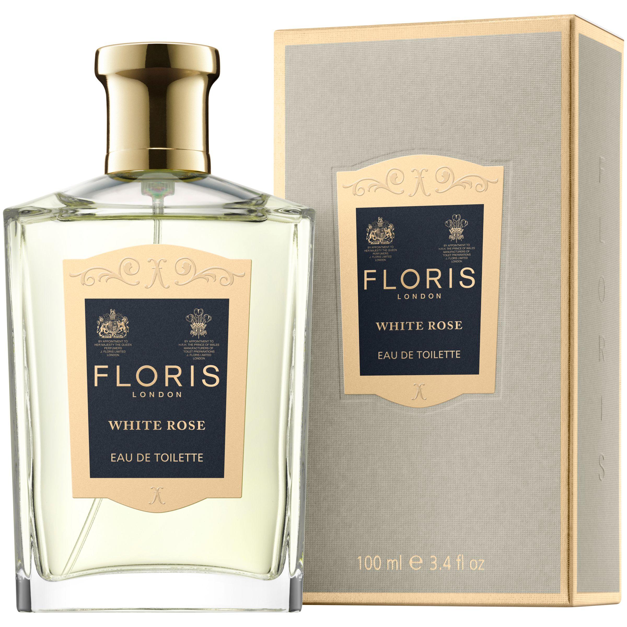 Floris Floris White Rose Eau de Toilette, 100ml