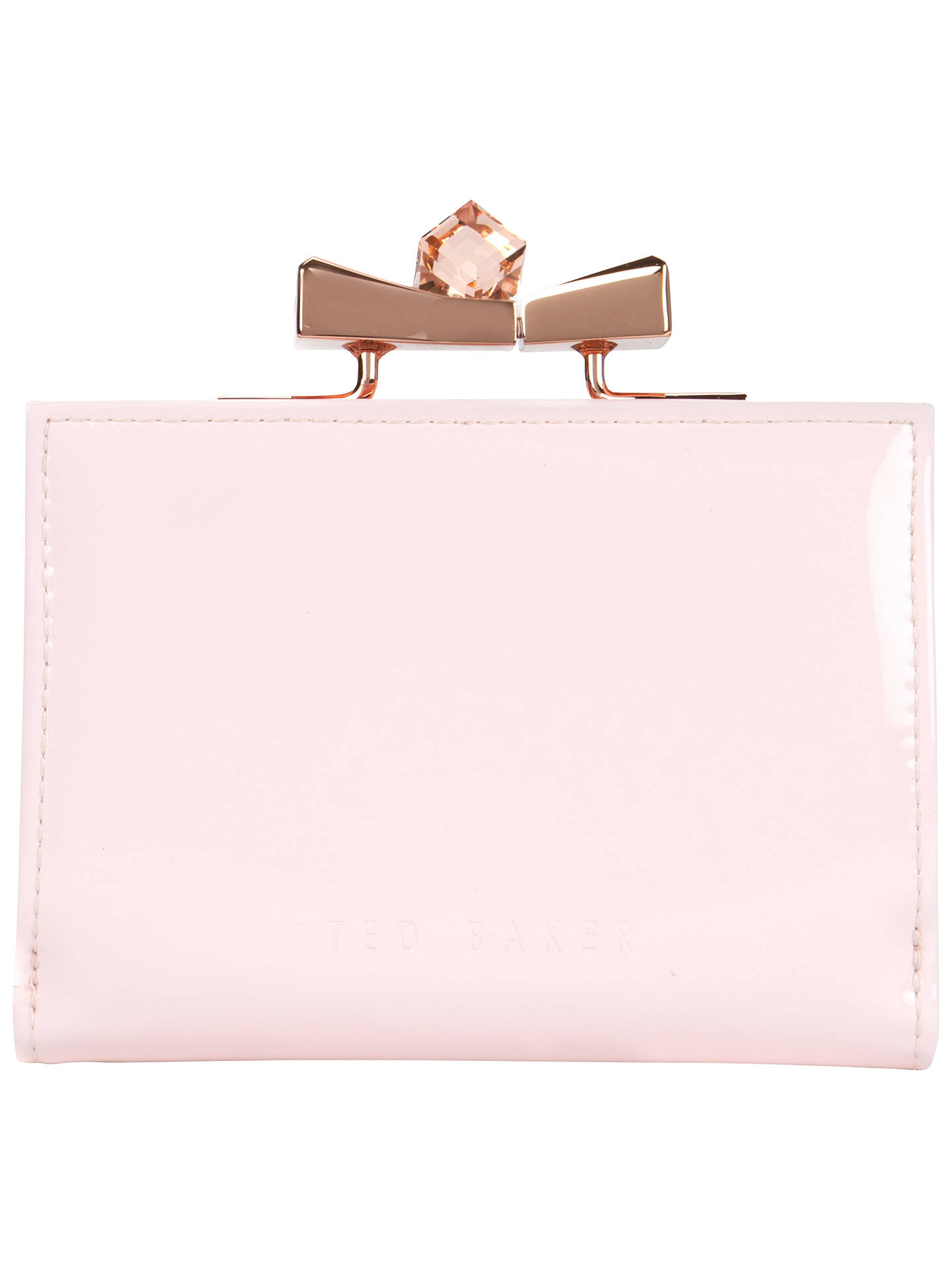 49d76211772f Buy Ted Baker Helan Small Patent Crystal Purse
