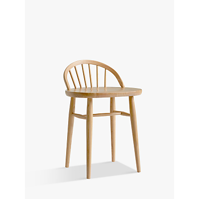 ercol for John Lewis Shalstone Dressing Table Chair