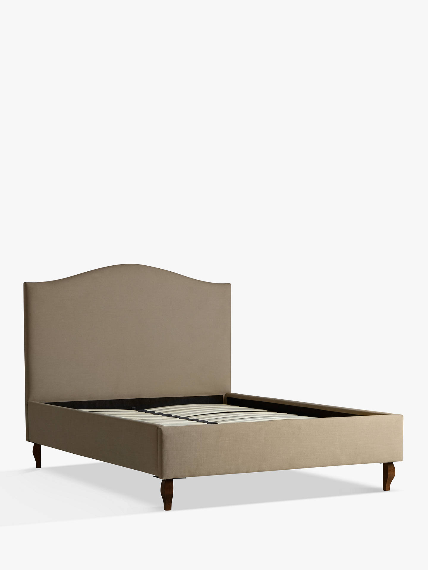 John Lewis Partners Charlotte Bed Frame King Size Online At Johnlewis
