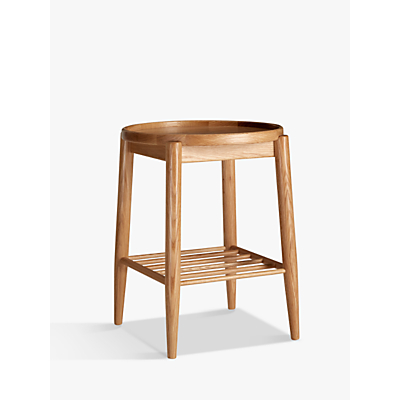 ercol for John Lewis Shalstone Bedside Table