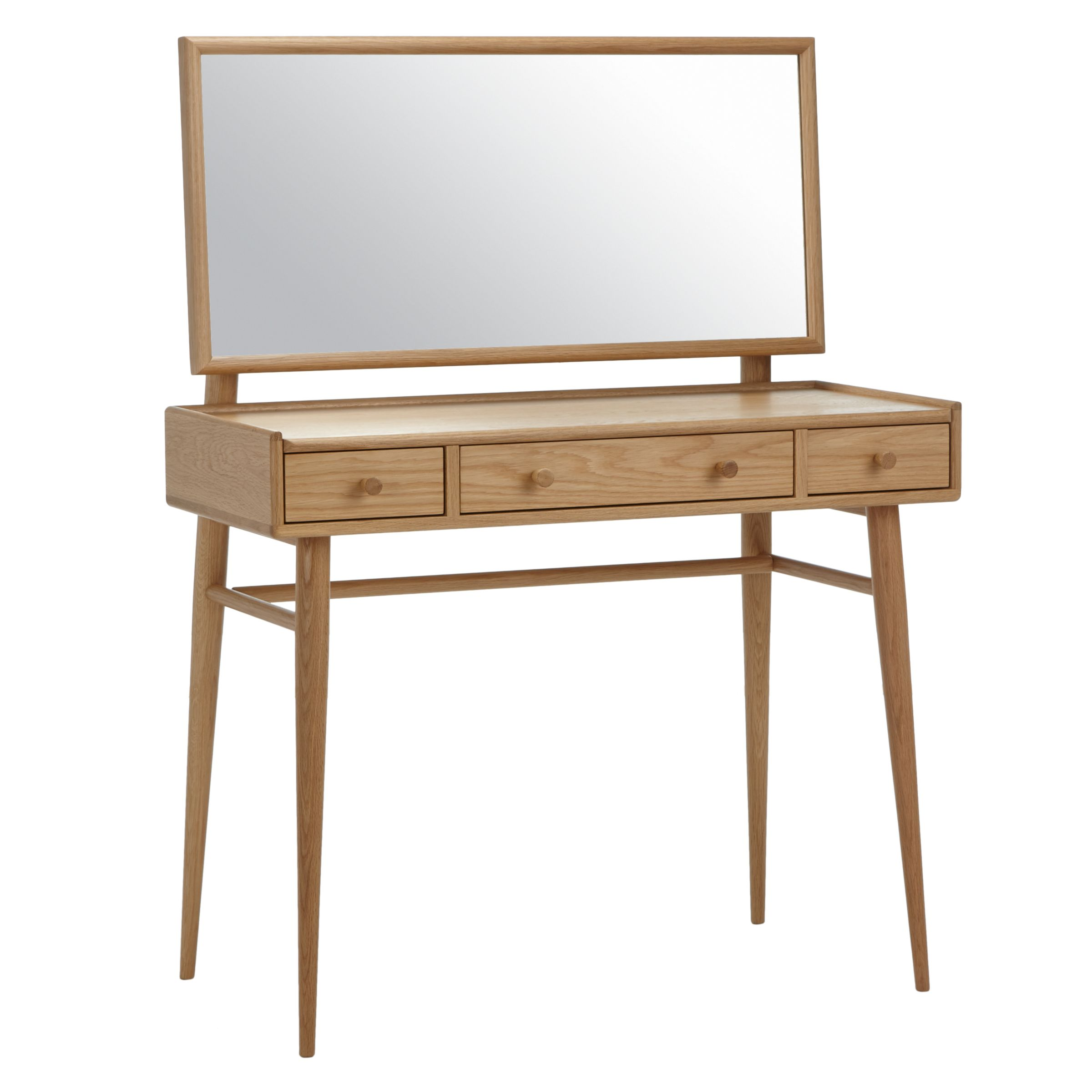 Buy ercol for john lewis shalstone dressing table john lewis for Table dressing