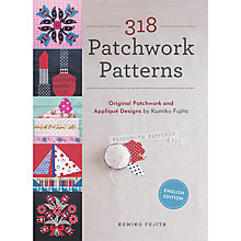 Buy 318 Patchwork Patterns by Kumiko Fujita Book Online at johnlewis.com
