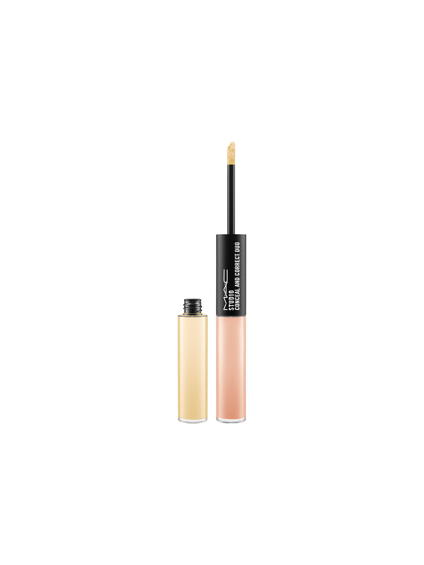 BuyMAC Studio Conceal and Correct Duo, Mid Peach / Mid yellow Online at johnlewis.com