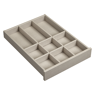 House by John Lewis Mix it Internal Drawer for the Single 50cm Wardrobe
