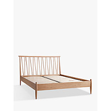 Buy ercol for John Lewis Shalstone Bed Frame, Oak, King Size Online at johnlewis.com