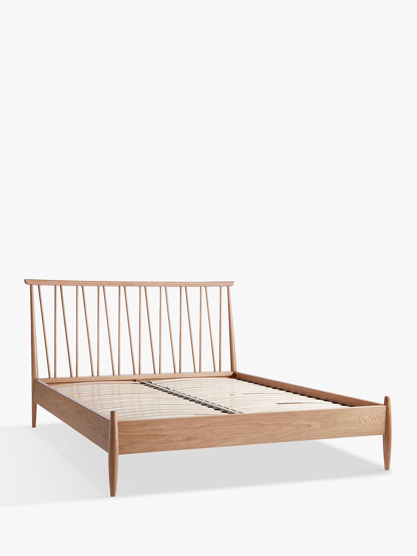 Buyercol for john lewis shalstone bed frame oak king size online at johnlewis